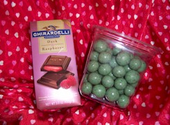 I won Chocolate!